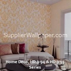 Home Deco, HD 9-94 & HD 9-93 Series