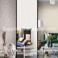 INTER GRACE, 1002-4, 1002-1 & 1002-3 Series