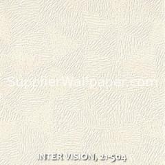 INTER VISION, 21-504