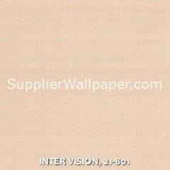 INTER VISION, 21-801
