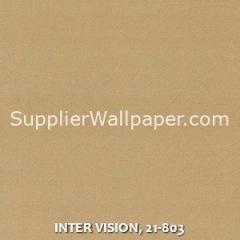 INTER VISION, 21-803