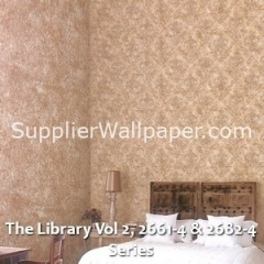 The Library Vol 2, 2661-4 & 2682-4 Series
