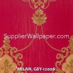 MILAN, G8Y-12006