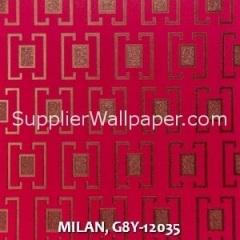 MILAN, G8Y-12035