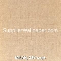 MILAN, G8Y-12136