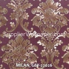 MILAN, G8Y-22026