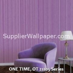 ONE TIME, OT 21105 Series