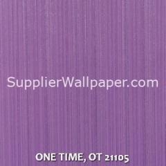 ONE TIME, OT 21105