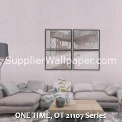 ONE TIME, OT 21107 Series