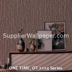 ONE TIME, OT 21114 Series