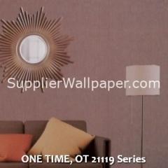 ONE TIME, OT 21119 Series