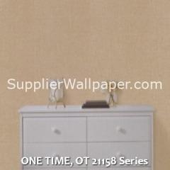 ONE TIME, OT 21158 Series