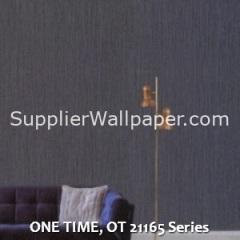 ONE TIME, OT 21165 Series