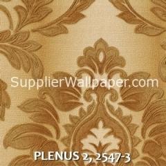 PLENUS 2, 2547-3