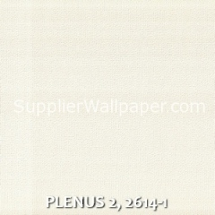 PLENUS 2, 2614-1