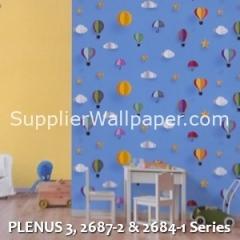 PLENUS 3, 2687-2 & 2684-1 Series