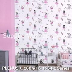 PLENUS 3, 2689-1 & 2684-2 Series