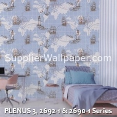 PLENUS 3, 2692-1 & 2690-1 Series