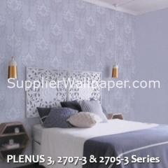 PLENUS 3, 2707-3 & 2705-3 Series
