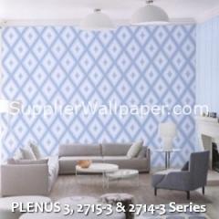 PLENUS 3, 2715-3 & 2714-3 Series