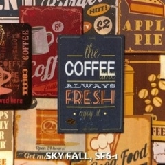 SKY FALL, SF6-1
