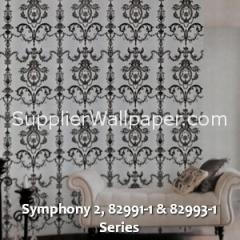 Symphony 2, 82991-1 & 82993-1 Series
