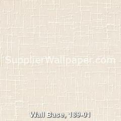 Wall Base, 189-01