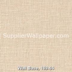 Wall Base, 189-04