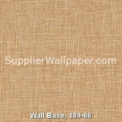 Wall Base, 189-06