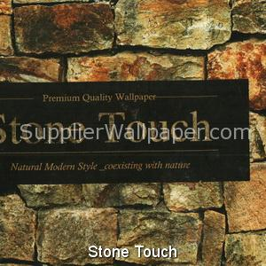 Wallpaper Stone Touch