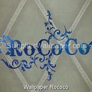 Wallpaper Rococo