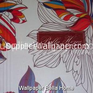 Wallpaper Bella Home