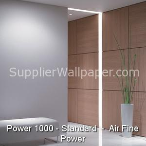 Power 1000 - Standard - Air Fine Power