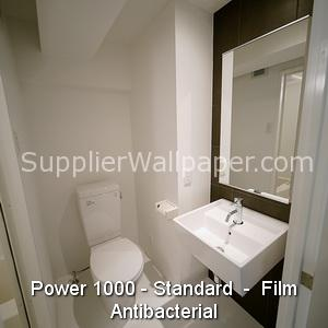 Power 1000, Standard, Film Antibacterial
