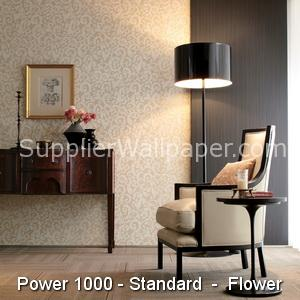Wallpaper Power 1000, Standard, Flower