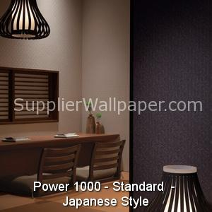 Wallpaper Power 1000 Standard Japanese Style