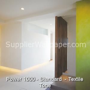 Wallpaper Power 1000, Standard, Textile Tone