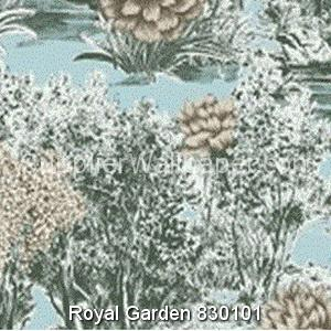 Wallpaper Royal Garden