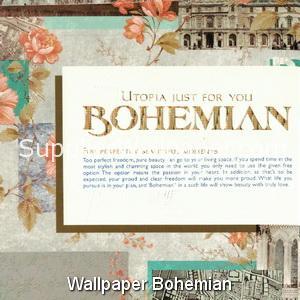 Wallpaper Bohemian