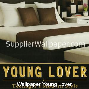 Wallpaper Young Lover