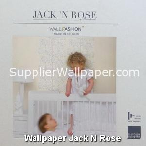 Wallpaper Jack N Rose