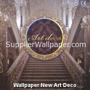 Wallpaper New Art Deco