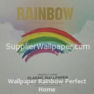 Wallpaper Rainbow Perfect Home