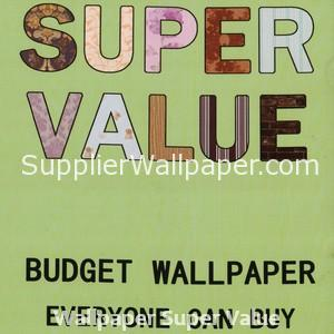 Wallpaper Super Value