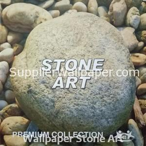Wallpaper Stone Art