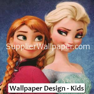 Wallpaper Custom Design Kids