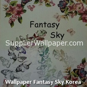 Wallpaper Fantasy Sky Korea