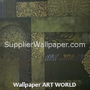 Wallpaper ART WORLD