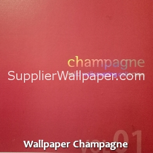Wallpaper Champagne