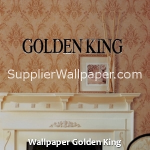 Wallpaper Golden King